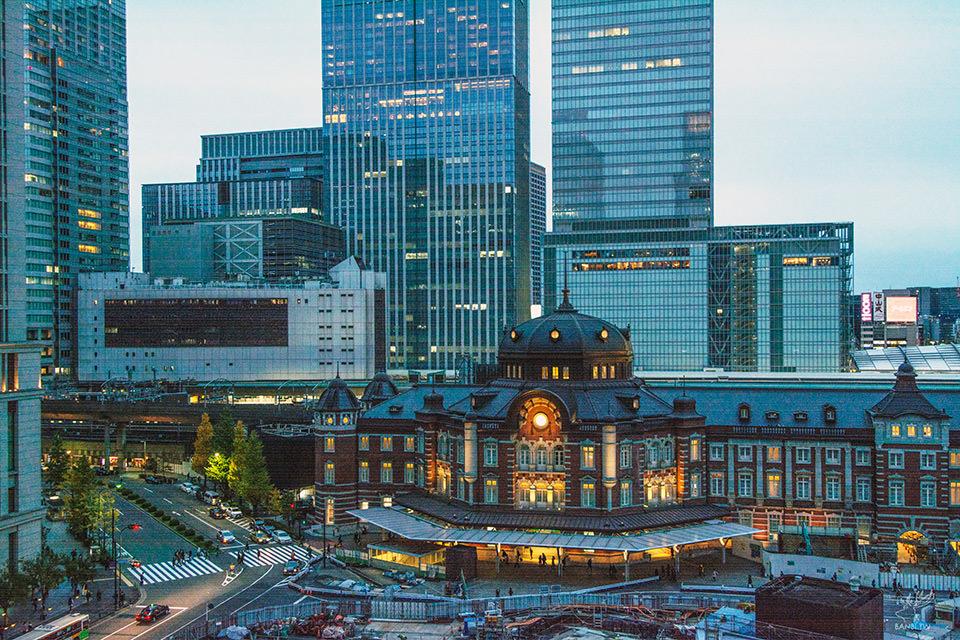 百年東京車站的美-觀光旅客不知道的隱藏彩蛋 東京自由行景點
