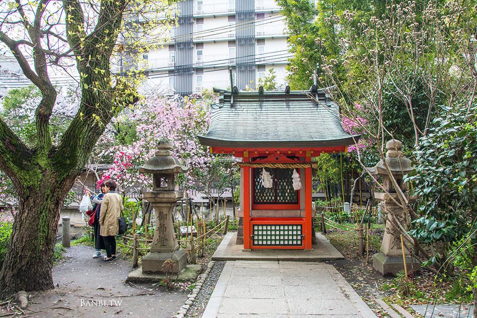 神戶生田神社 戀愛成就告別單身祈福御守與愛心繪馬 賞櫻景點
