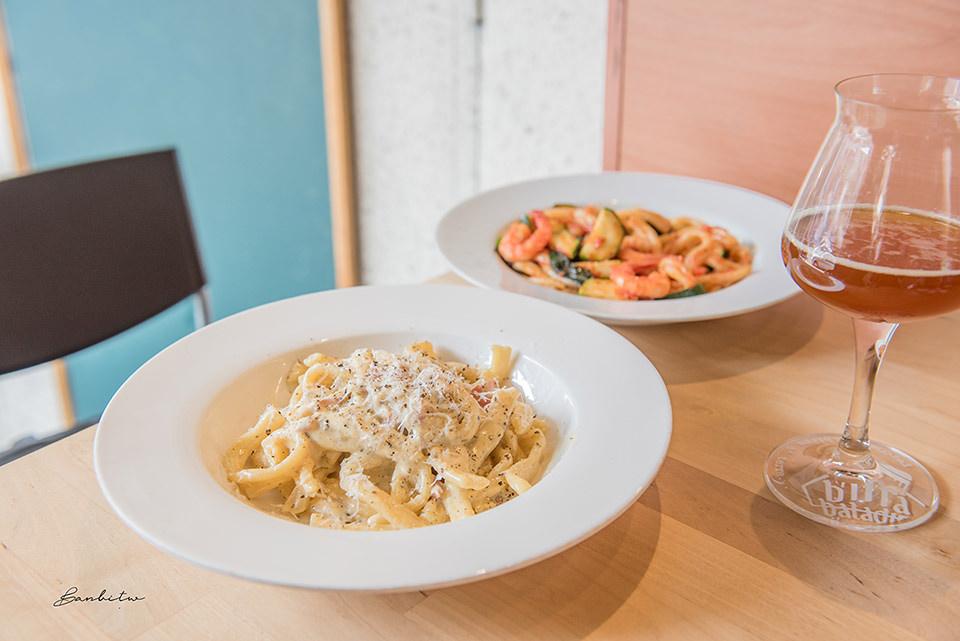 信義區隱藏版美食:布爾喬亞 台北街頭的迷你餐館,好吃手工製義大利麵推薦