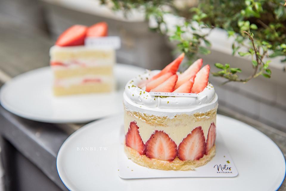 台北紀路甜點:行天宮巷弄的甜點蛋糕店,高人氣閃閃發光的反烤蘋果塔