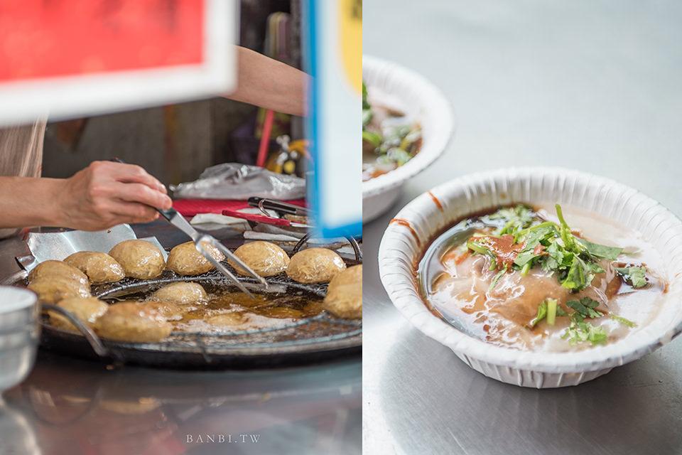 台北排隊美食:南機場彰化肉圓 CNN也愛的高人氣搶食小吃,推薦加辣更好吃!