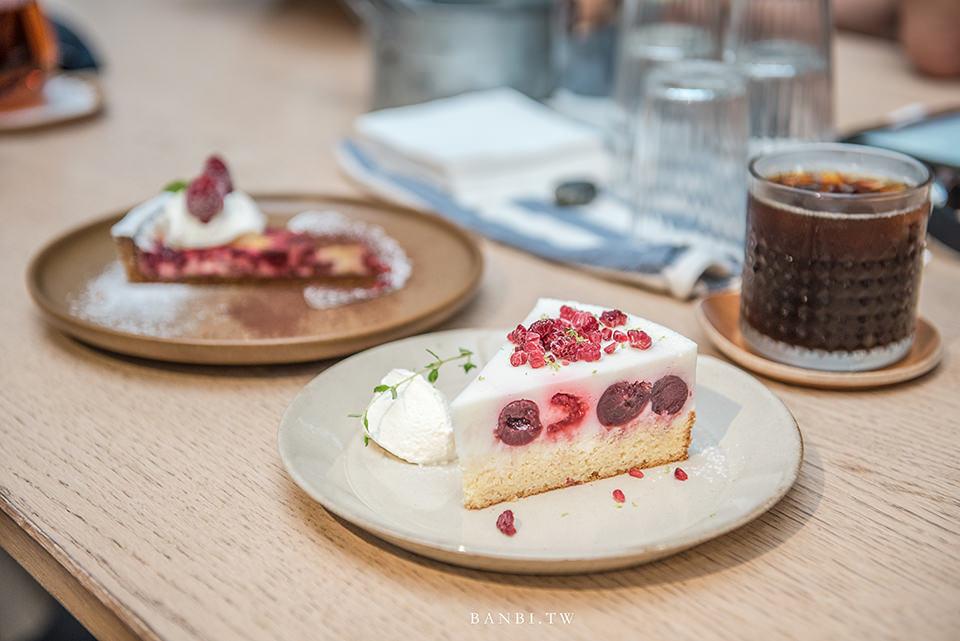 台北大安 Flugel studio甜點咖啡館,公館台電大樓人氣居高多年的好吃蛋糕推薦