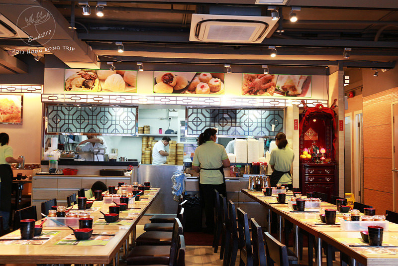 Banbi217 美食旅遊: 添好運點心專門店,平價的米其林一星(香港美食,地鐵北角站)(將進軍台灣展店)
