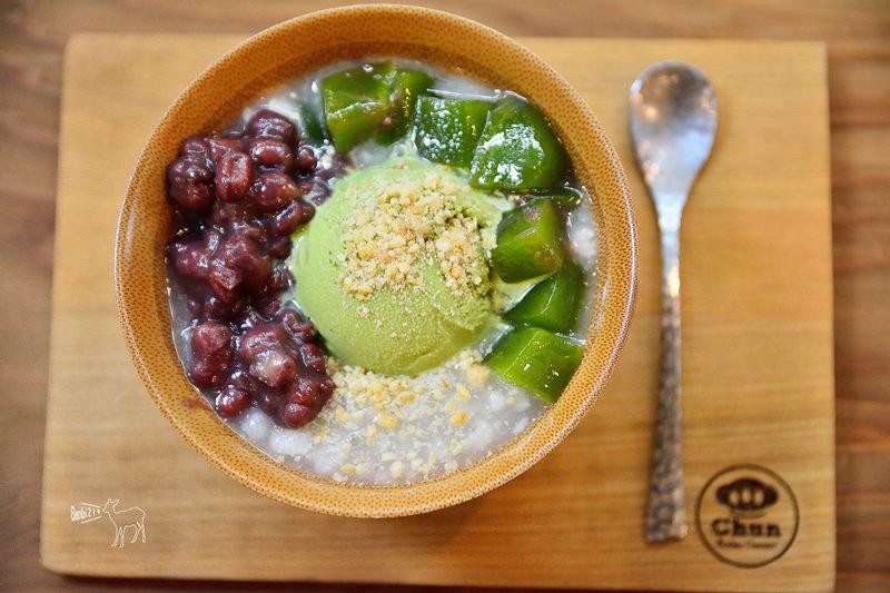 台南美食:Chun純薏仁抹茶白玉甜點小吃 大菜市景點