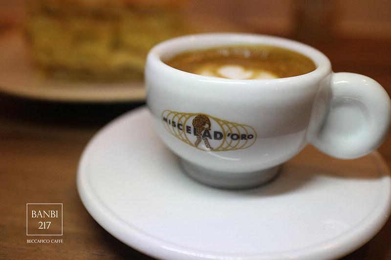 Banbi217 美食旅遊: Beccafico caffe 巷弄好咖啡與好吃手工蛋糕甜點,人氣下午茶店 (台北捷運善導寺站)