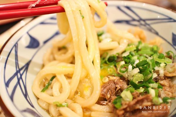 丸亀製麵:丸亀製麺 日本讚岐釜揚烏龍麵 (台北信義新光三越A8 B2美食街)